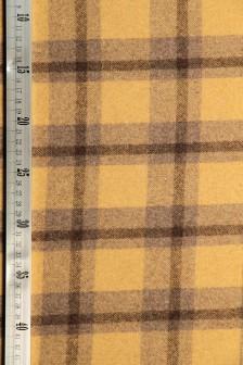 Ткань пальтово-костюмная клетка
