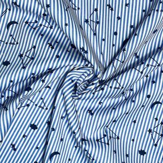 Поплин рубашечный